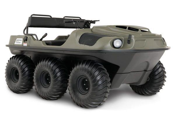 Frontier 6x6 SE
