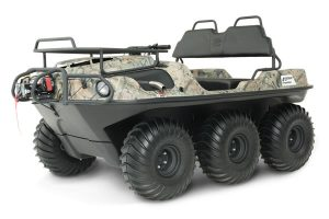 Frontier Scout 6x6 S