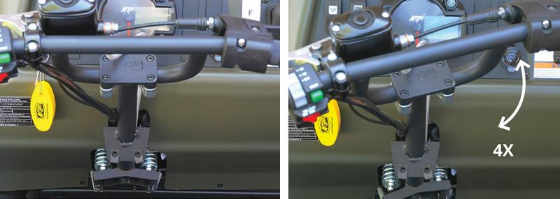 Steering Comparison